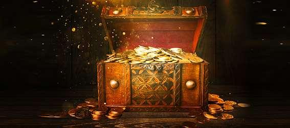 Weekend of Golden Bonuses!